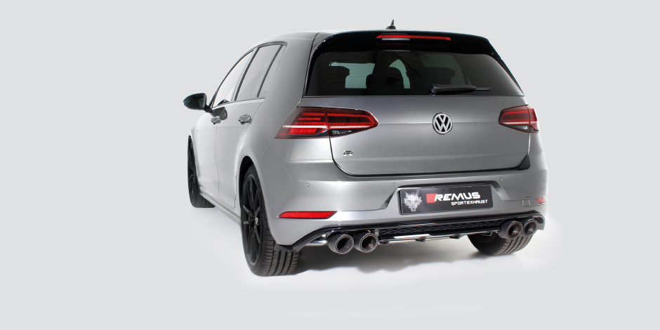 Golf R Facelift